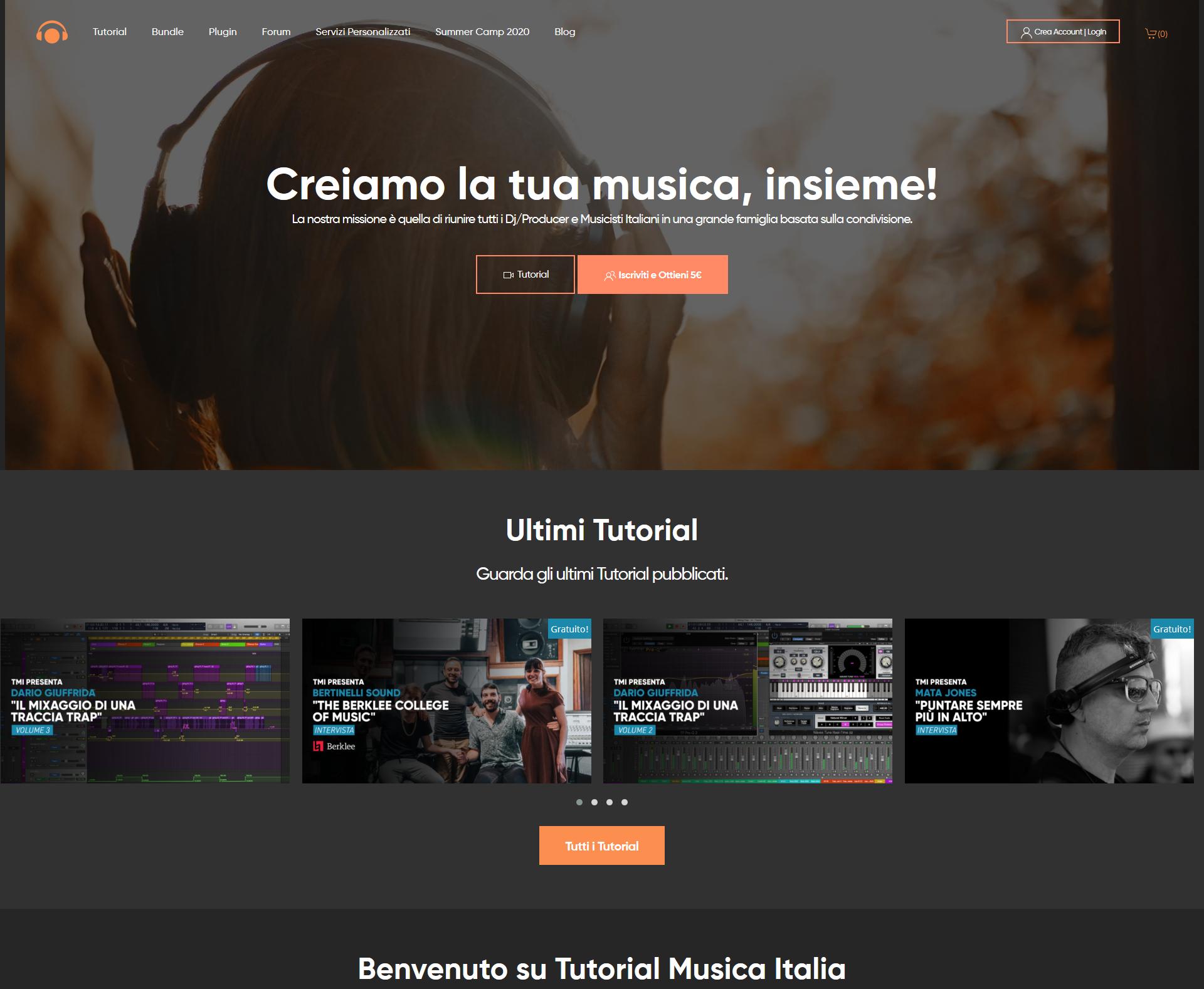 Tutorial Musica Italia